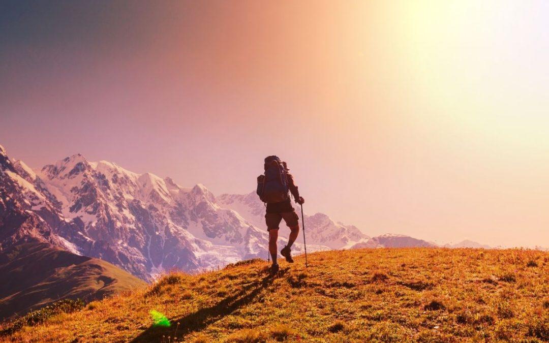 Randonnée zéro déchet : 4 conseils pour marcher sans polluer