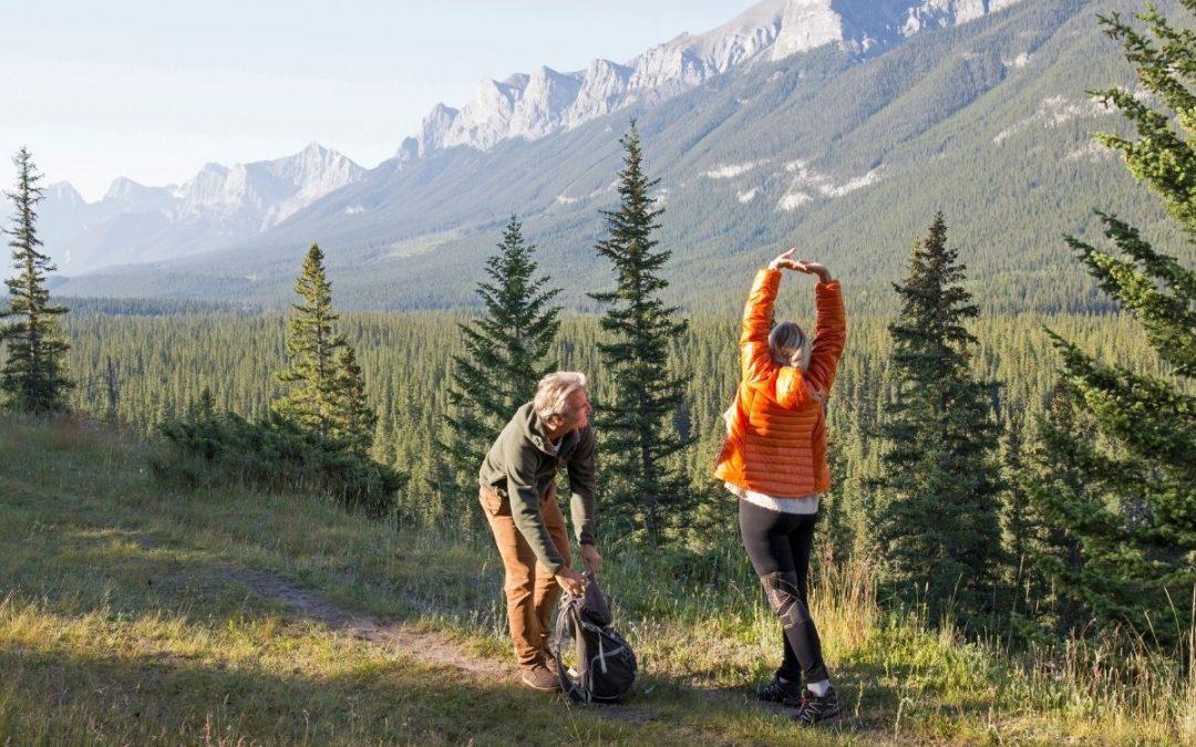 8 conseils pour bien récupérer après une randonnée