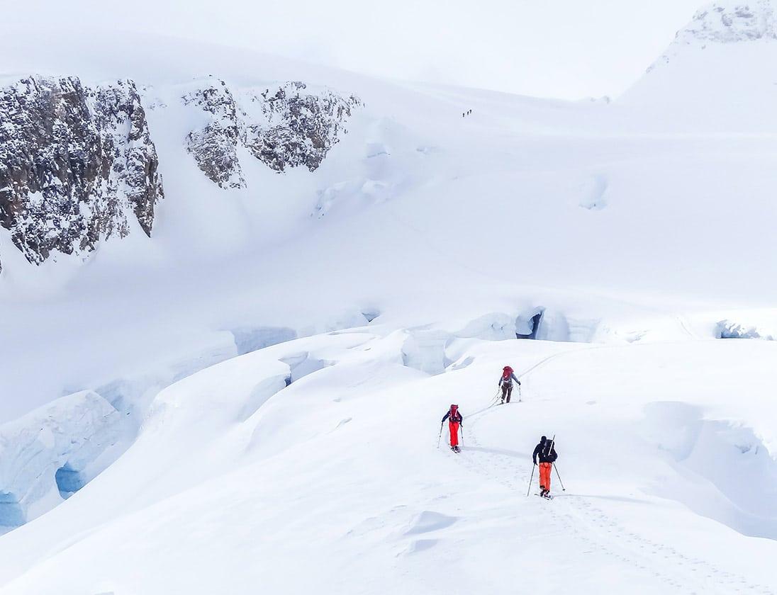4 conseils pour débuter le ski de randonnée