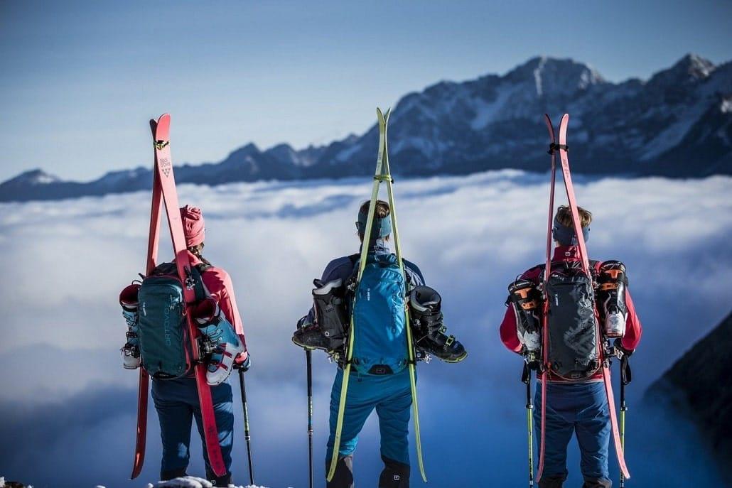 Les sacs pour le ski de randonnée