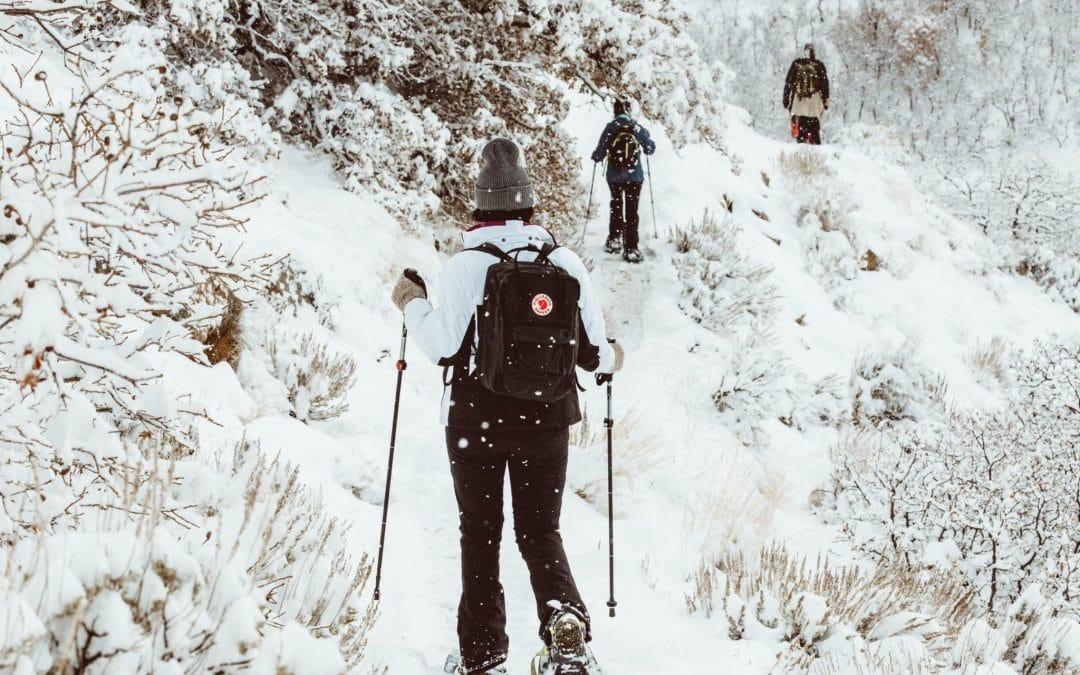 7 itinéraires de randonnée en raquettes dans les Alpes