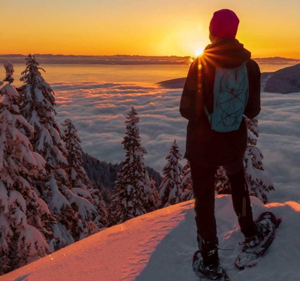 Habits rando hiver haut du corps