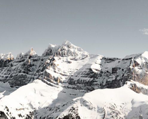 trek Alpes suisses