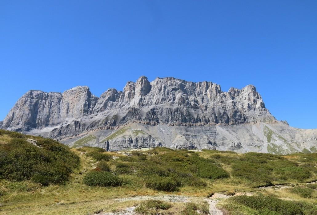 Chaîne des Fiz, randonnée près de Chamonix
