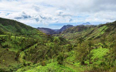 Le Cap Vert et Santo Antao