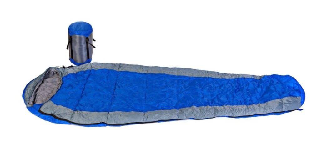 sac de couchage sarcophage