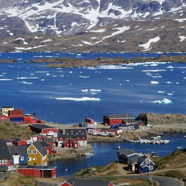 Séjour de randonnée Groenland est