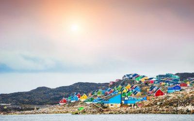 Voyage à l'est du Groenland, pays des glaces