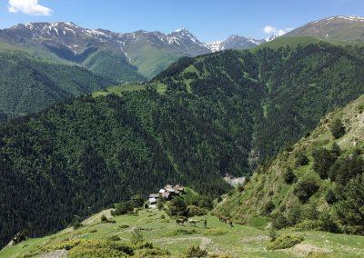 Vallée en Touchétie