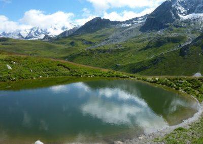 Lac de chamonix
