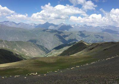 Vallées de la Touchétie