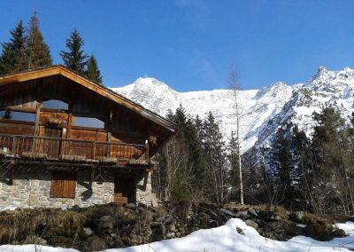 chalet en Val Montjoie