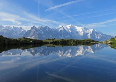 belvedere du mont blanc