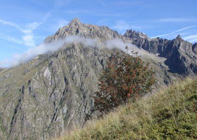 sommet de montagne