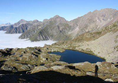 lac et brouillard