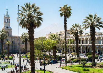 Arequipa, la Cité Blanche du Pérou