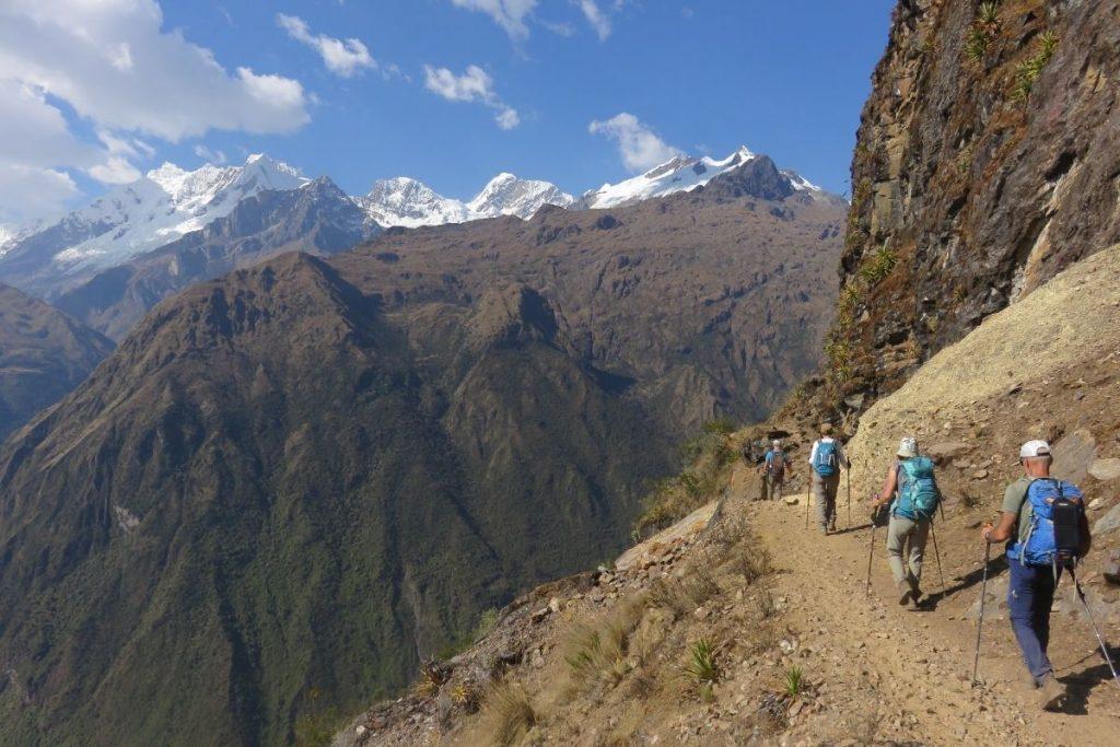Trek accompagné dans la Cordillère Vilcabamba, entre Cusco et Pérou