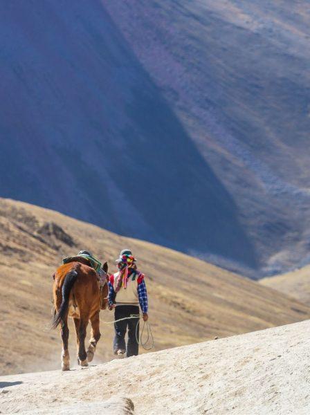 Itinéraires de trekking exclusifs