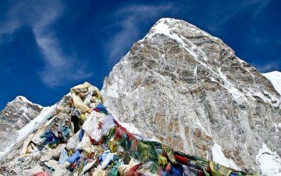 Le camp de base de l'Everest, le trek mythique au Népal
