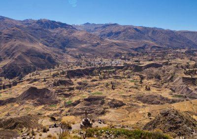 L'immense canyon del Colca