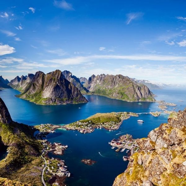 Les Îles Lofoten