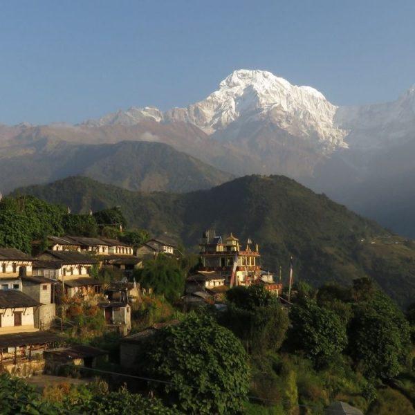 Balcon des Annapurnas