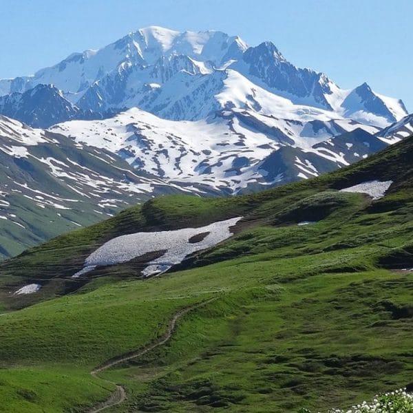 Chamonix traversée des alpes du Mont-Blanc à la Vanoise