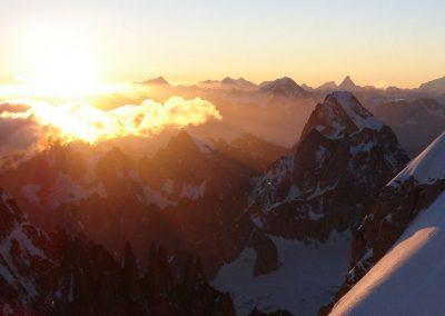 Horizon Mont Blanc