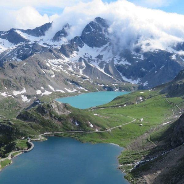 Le Grand Paradis et son sommet