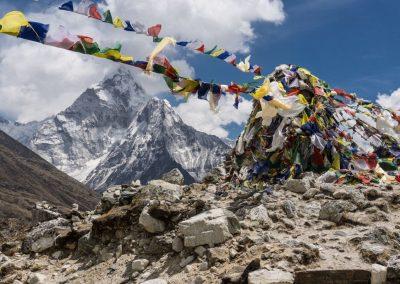 Sur les sentiers de l'Everest Base Camp