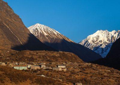 Tserko Ri, sommet népalais