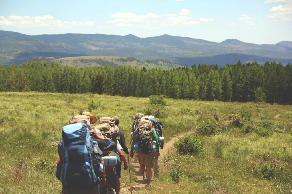 Débuter le trek en partant avec un guide
