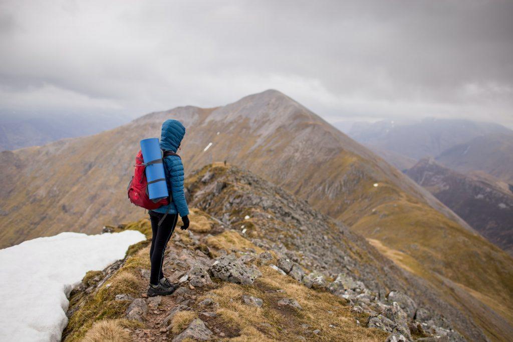 Découvrir le trekking en montagne