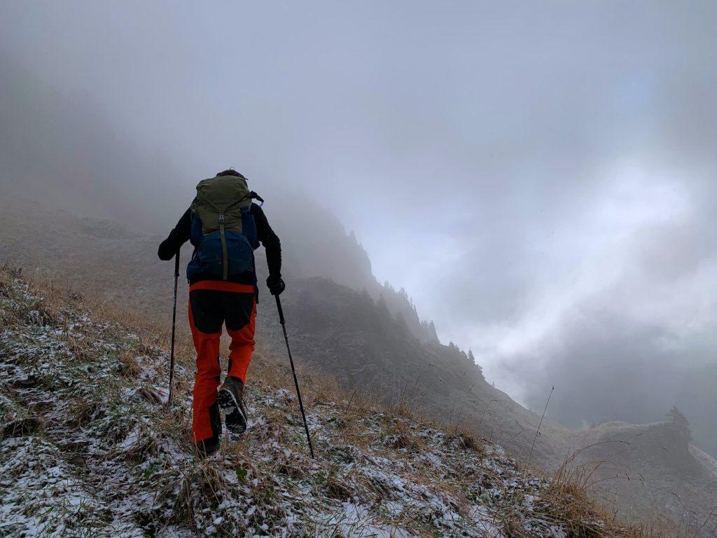Equipement de trekking pour débutant