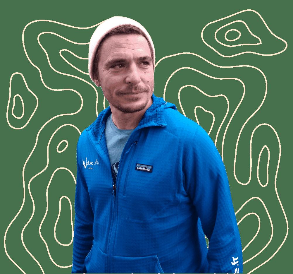 Romain, guide expert Népal