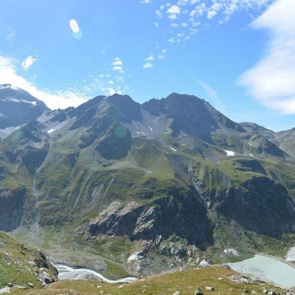 Trek de Chamonix à Zermatt, partie 2