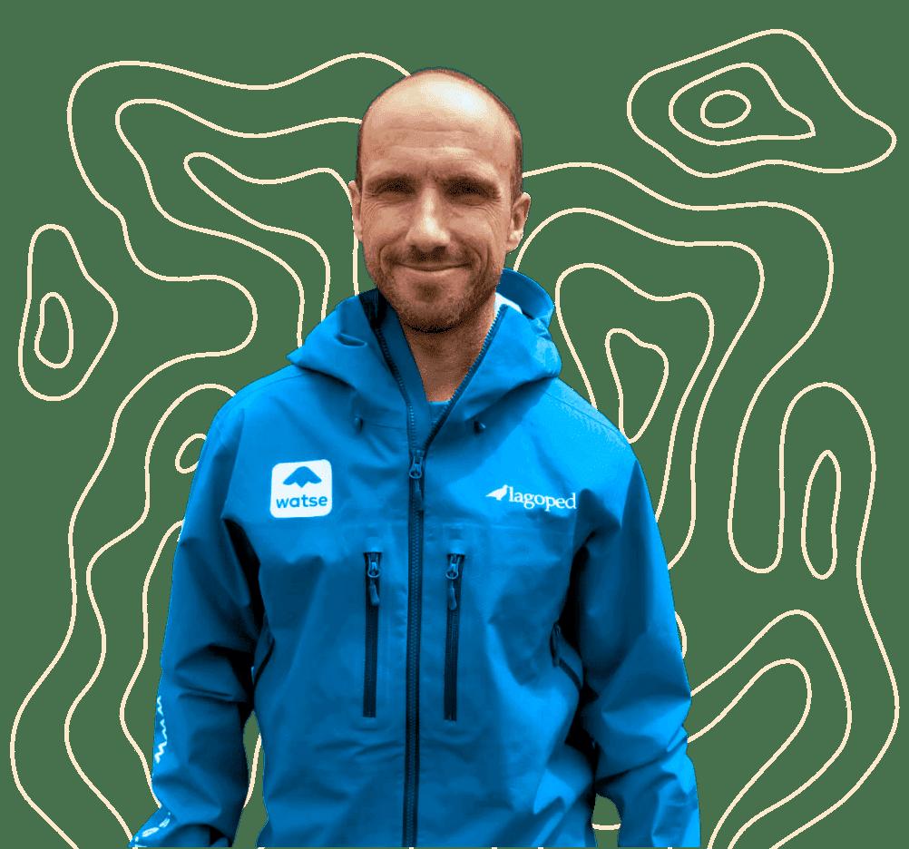 Mathieu, guide de Watse Trekking