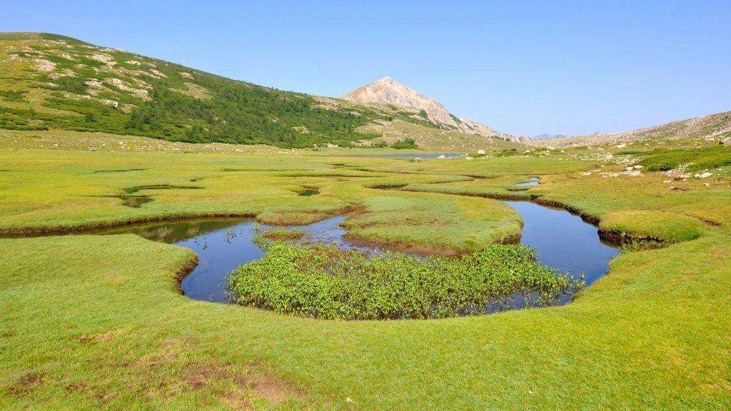 Lac Nino, randonnée en Corse du Nord